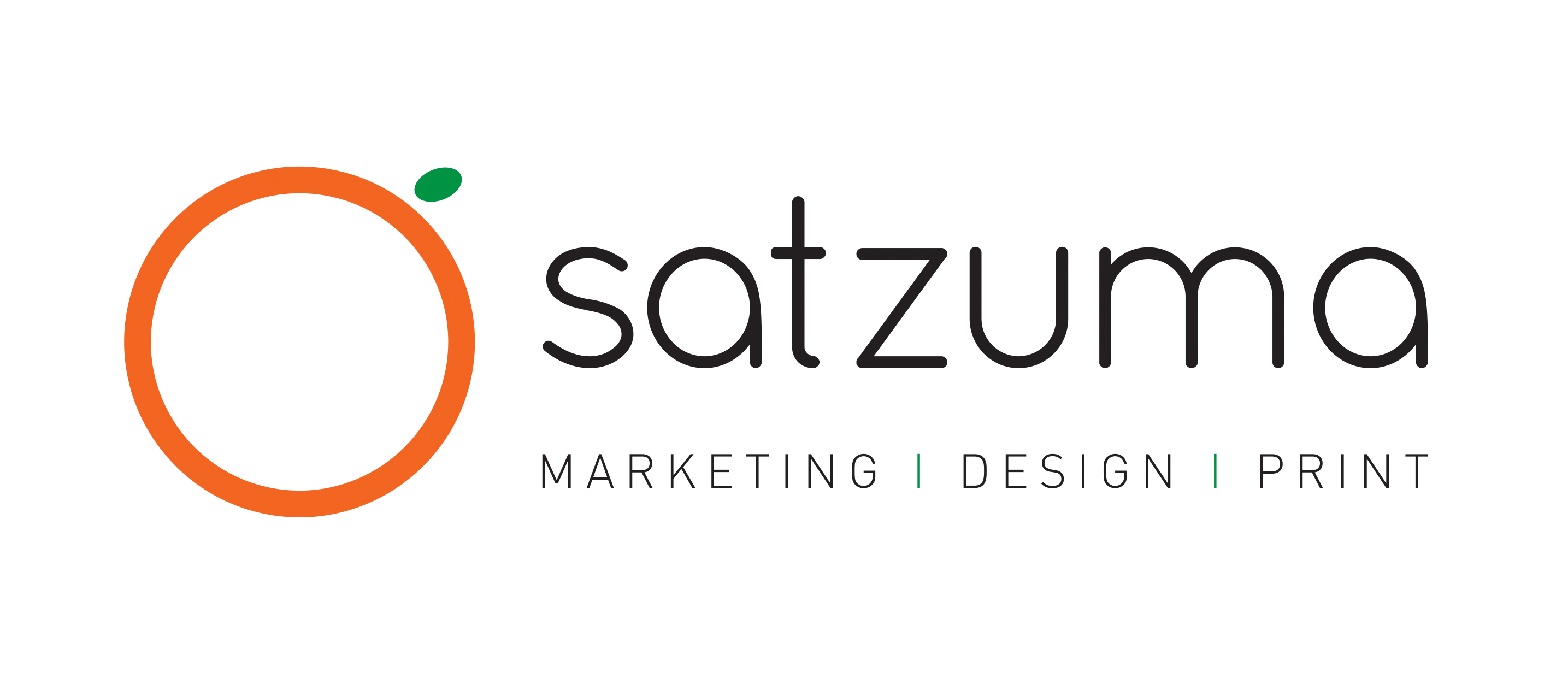 Satzuma - Marketing, Design and Print