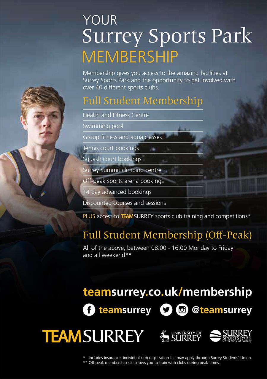 SSP Membership Poster